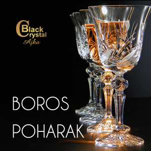 Black Crystal from Ajka