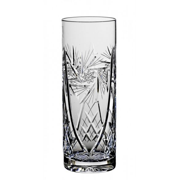 Victoria * Lead crystal Tumbler 03 glass (Cső11123)