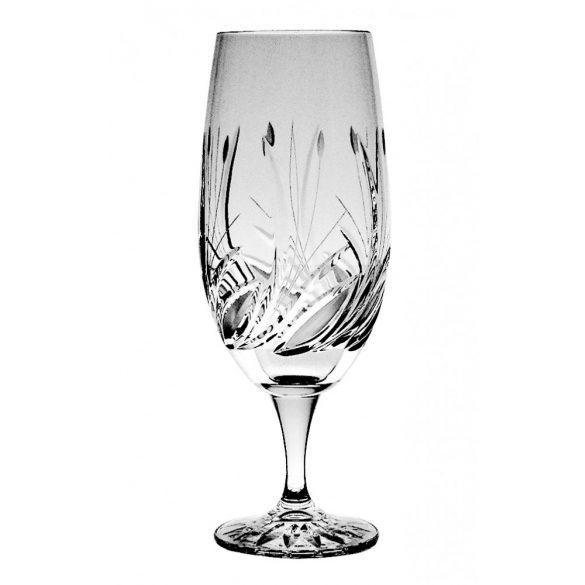 Viola * Lead crystal Beer stemware 570 (11216)