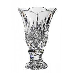 Laura * Ólomkristály Serleg váza 18 cm (Tur11322)