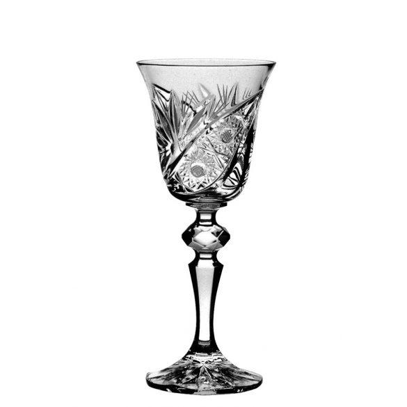Liliom * Lead crystal Liqueure glass 60 ml (L11601)