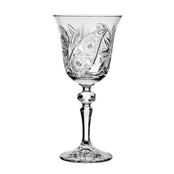 Liliom * Lead crystal Wine glass 170 ml (L11604)
