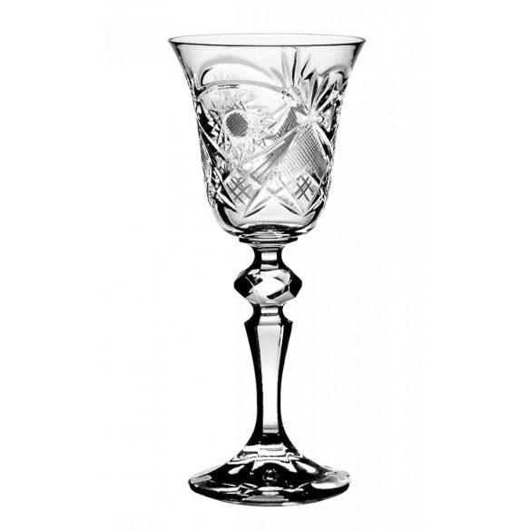 Kőszeg * Lead crystal Liqueure glass 60 ml (L12301)