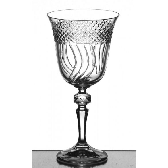Helena * Lead crystal Wine glass 220 ml (L12405)