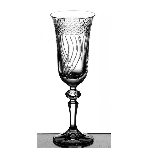 Helena * Lead crystal Champagne glass 150 ml (L12407)