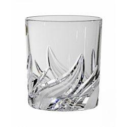 Fire * Lead crystal Whisky cz Glass (13) (Gas13213)