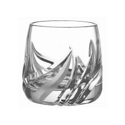 Fire * Lead crystal Shot glass 75 ml (Bar13219)