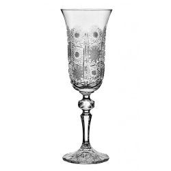 Classic * Lead crystal Champagne glass 150 ml (L14107)