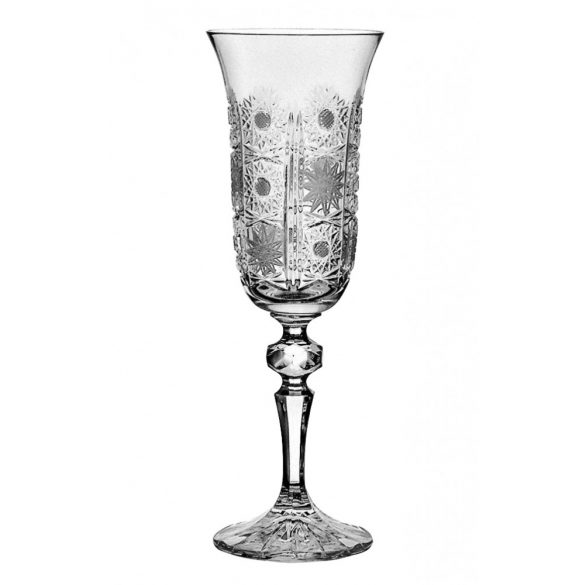 Classic * Lead crystal Champagne glass 150 ml (L14107)