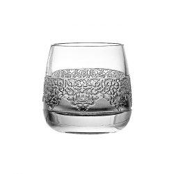 Lace * Lead crystal Shot glass 75 ml (Bar14219)