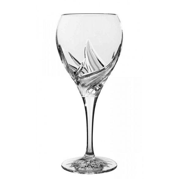 Fire * Lead crystal Wine glass 270 ml (F14404)