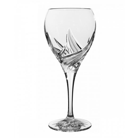 Fire * Lead crystal Wine glass 340 ml (F14405)