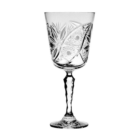 Liliom * Lead crystal Goblet stemware (Su14505)