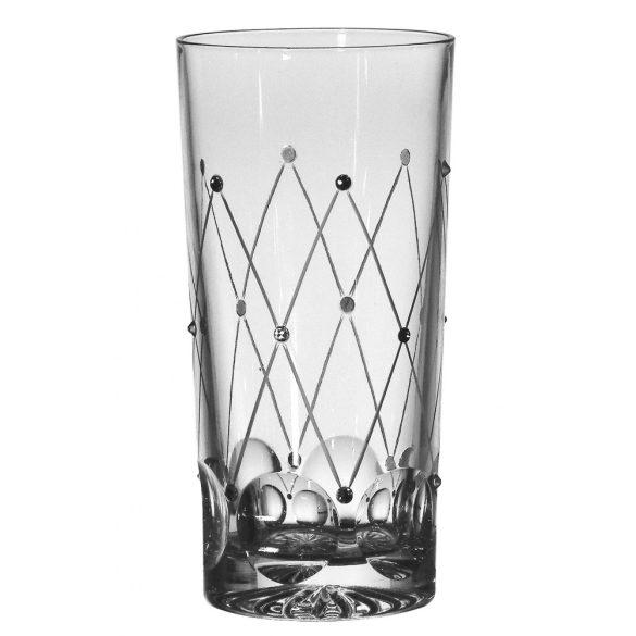 Pearl * Lead crystal Tumbler glass (14815)