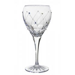 Pearl * Lead crystal Red wine stemware (F14835)