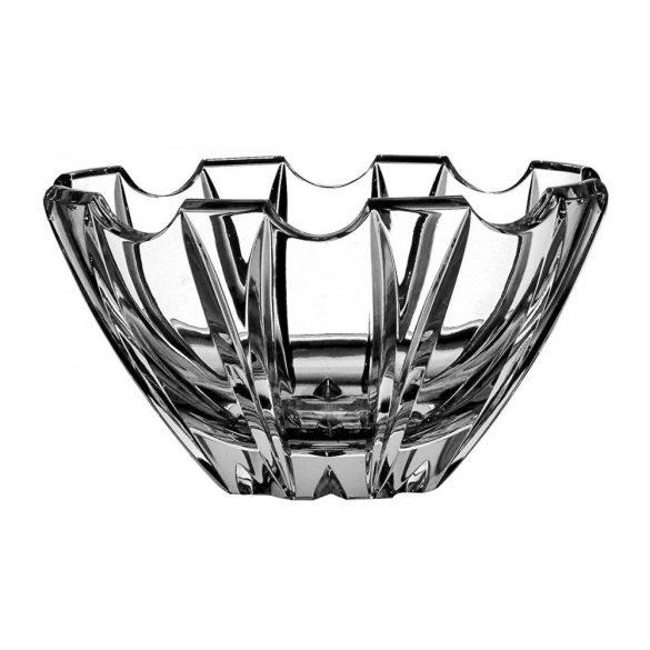 Modern * Lead crystal Oval bowl 210 (15018)