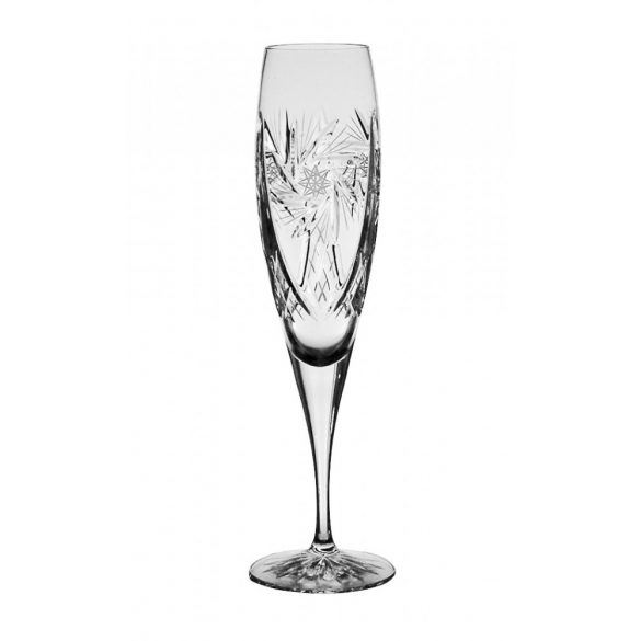 Victoria * Lead crystal Champagne glass 200 ml (F16107)