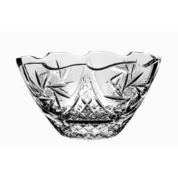 Victoria * Lead crystal Oval bowl 210 (16118)