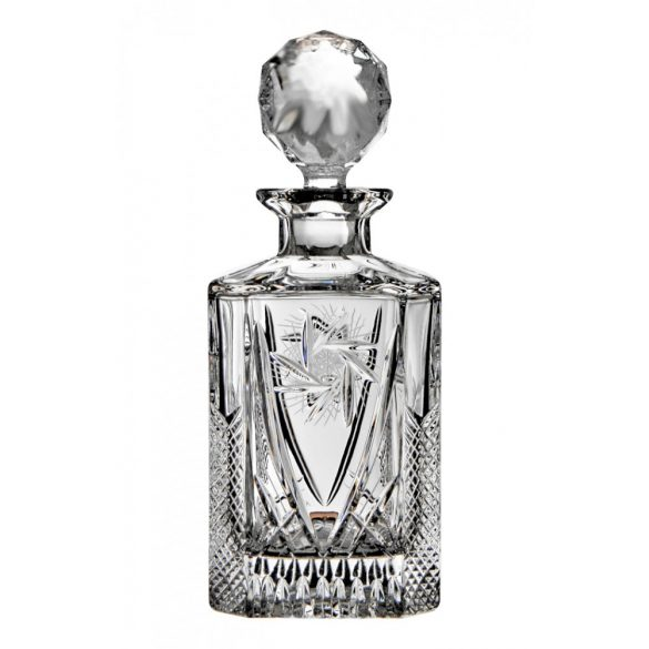 Victoria * Lead crystal Whisky bottle 800 ml (16162)