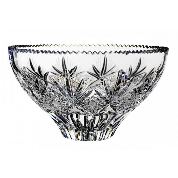 Laura * Lead crystal Fruit bowl 217 (16322)
