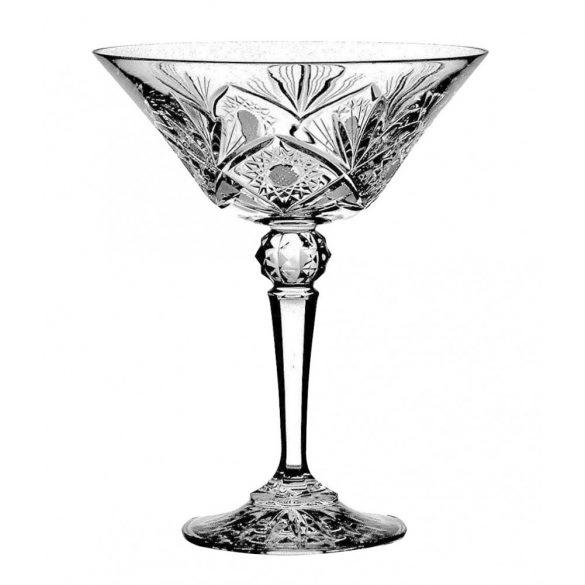 Laura * Lead crystal Martini stemware (16329)