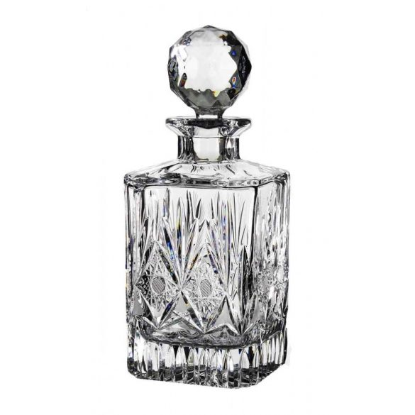 Laura * Lead crystal Whisky bottle 800 ml (16362)