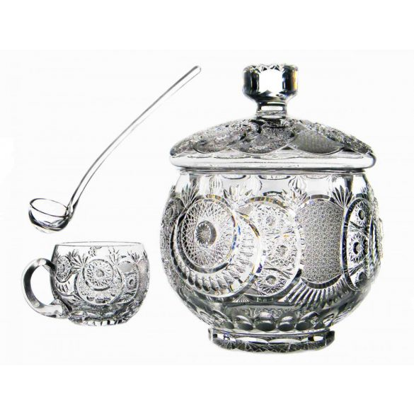 Other Goods * Lead crystal Especial coctail set of 8 (16444)