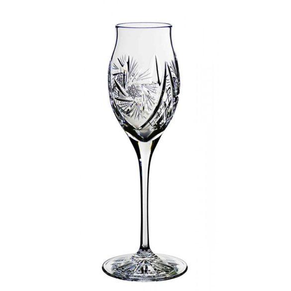 Victoria * Crystal Grappa glass 100 ml (Invi17131)