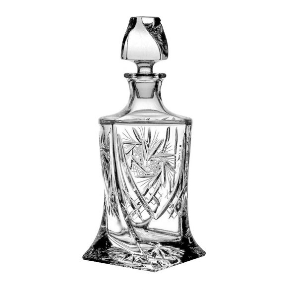 Victoria * Crystal Whisky bottle 770 ml (Cs17156)
