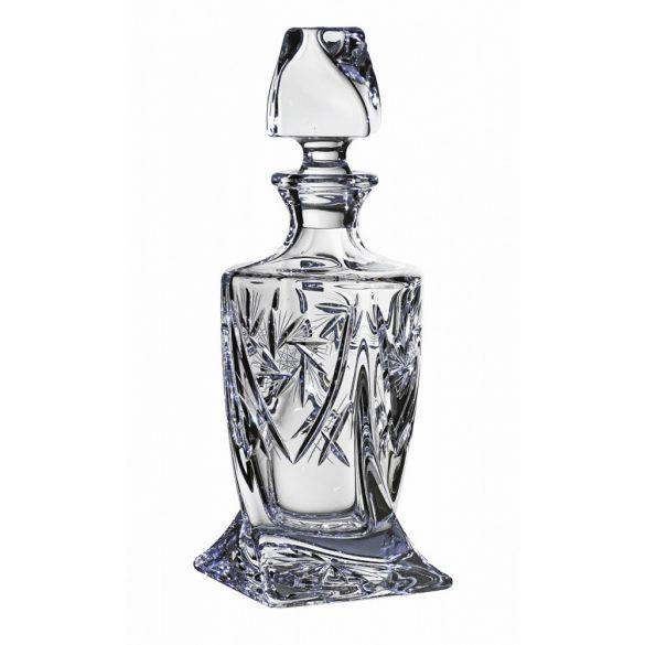 Victoria * Crystal Whisky bottle 400 ml (Cs17158)