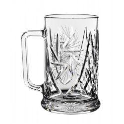 Victoria * Glass Beer jug 700 ml (Pas17187)