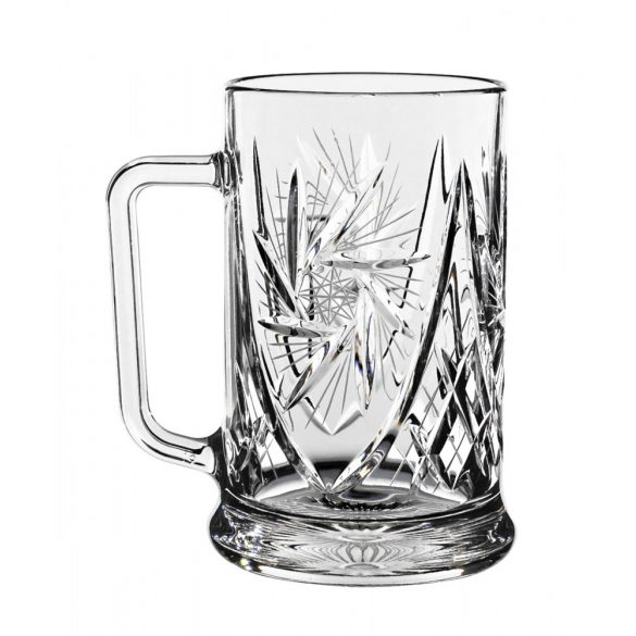 Victoria * Glass Beer jug 700 ml (Pas17187)