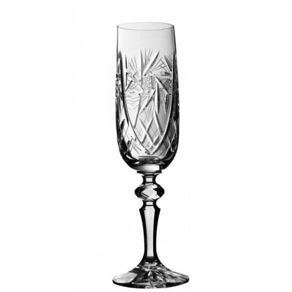 Victoria * Crystal Champagne glass 180 ml (M17197)