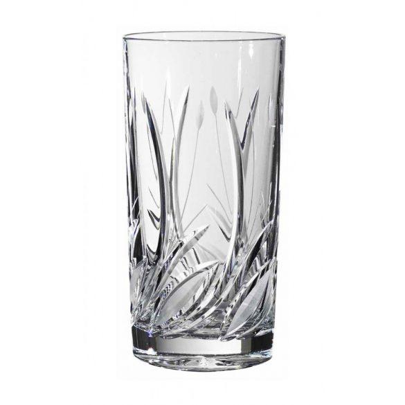 Viola * Crystal Tumbler glass 330 ml (Tos17215)