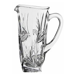 Viola * Crystal Jug 1100 ml (Cs17232)