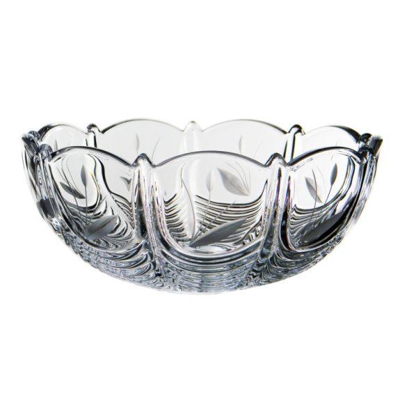 Viola * Crystal Bowl 22 cm (OriPr17238)