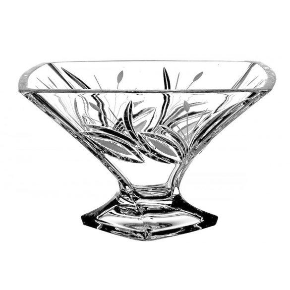Viola * Crystal Bowl 22 cm (Cs17251)