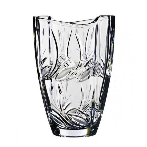 Viola * Crystal Vase H 23 cm (Smi17267)