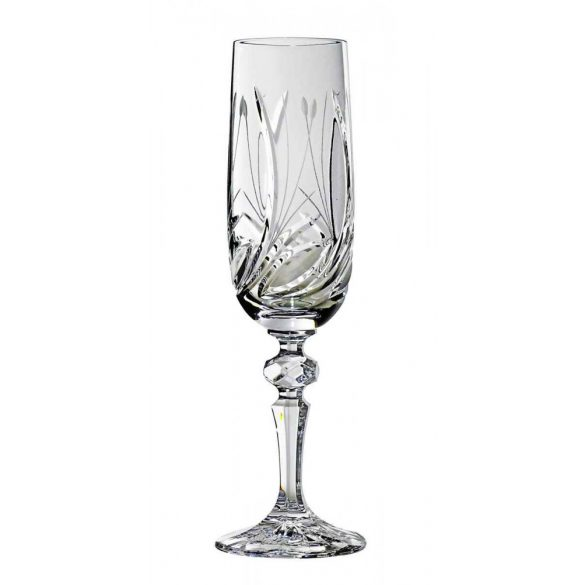 Viola * Crystal Champagne glass 180 ml (M17297)