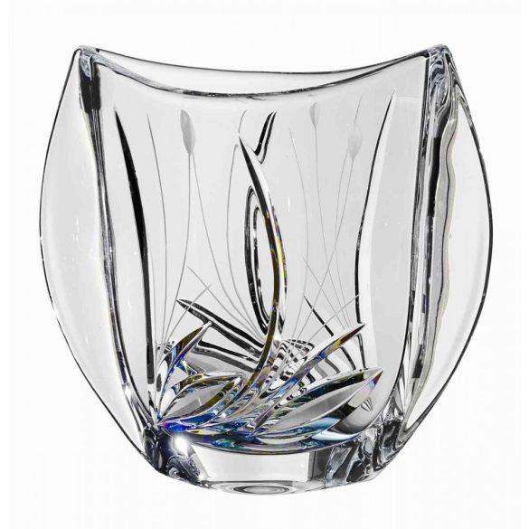 Viola * Crystal Vase H 18 cm (Orb17299)