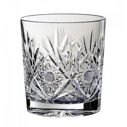 Laura * Crystal Whisky glass 240 ml (Tos17312)