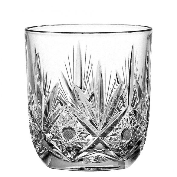 Laura * Crystal Whisky glass 280 ml (Orb17324)