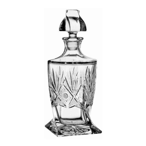 Laura * Crystal Whisky bottle 770 ml (Cs17356)