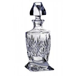Laura * Crystal Whisky bottle 400 ml (Cs17358)