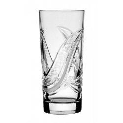 Aphrodite * Crystal Tumbler glass 330 ml (Tos17415)