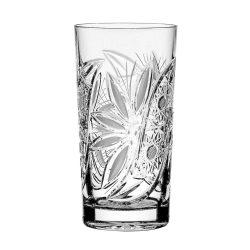 Liliom * Crystal Tumbler glass 330 ml (Tos17515)