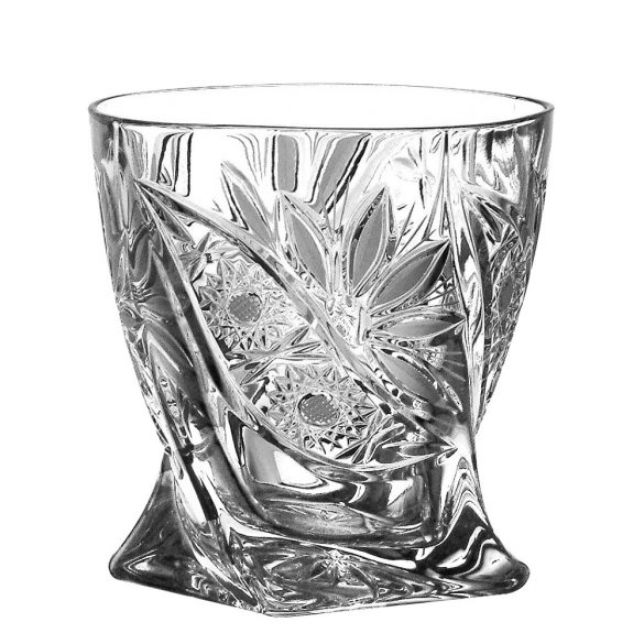 Liliom * Crystal Whisky glass 340 ml (Cs17517)