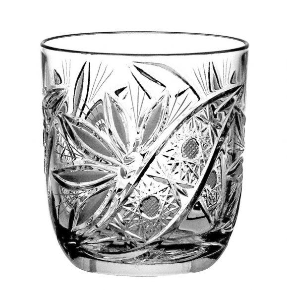 Liliom * Crystal Whisky glass 280 ml (Orb17524)
