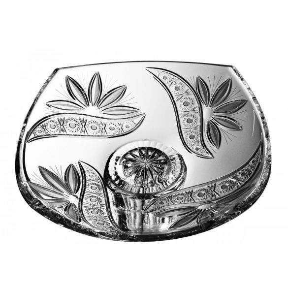 Liliom * Crystal Plate 40 cm (Mis17540)