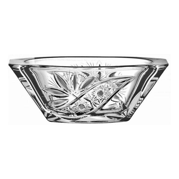 Liliom * Crystal Oval bowl 17,5 cm (Gon17549)
